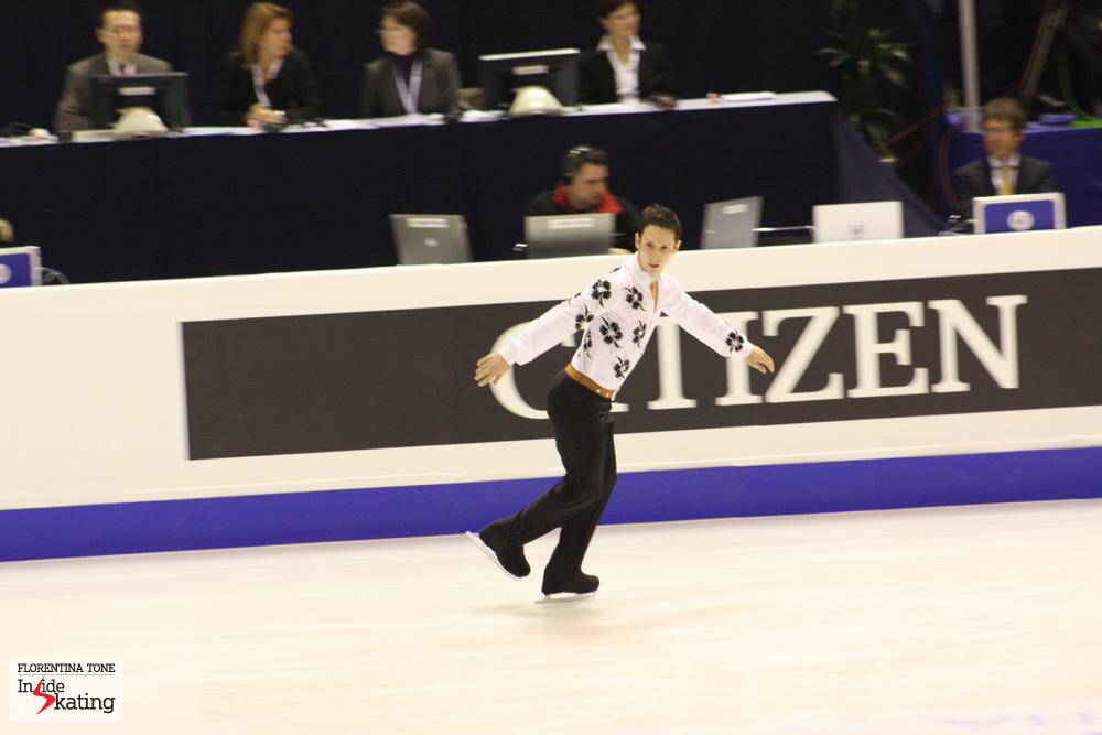 Zoltan Kelemen (Romania), at the 2013 Europeans in Zagreb