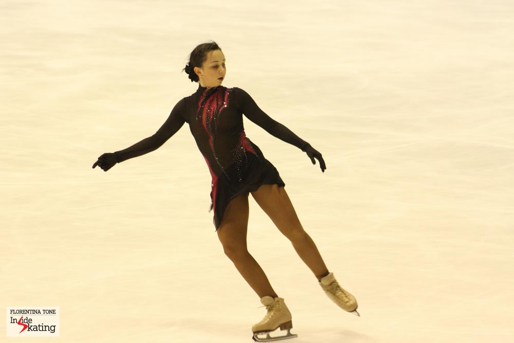 Elizaveta Tuktamysheva (Europeans, Zagreb, 2013)