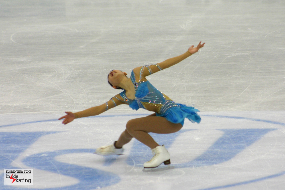 Mao Asada, Short Program, Worlds in Nice, 2012
