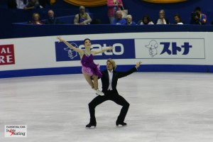 Meryl and Charlie, the arms of the same body