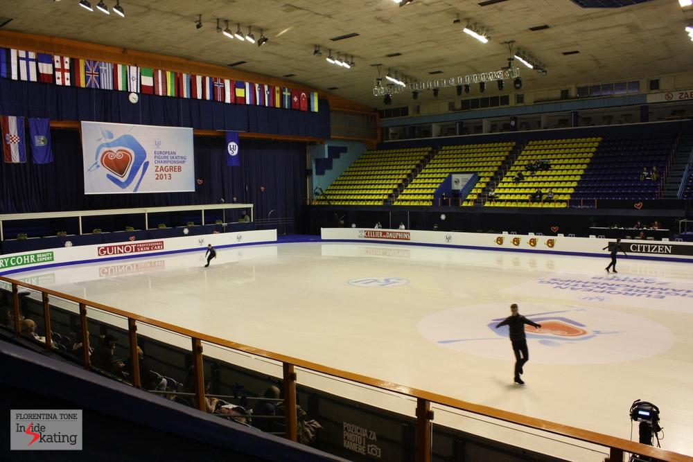 Inside Dom Sportova