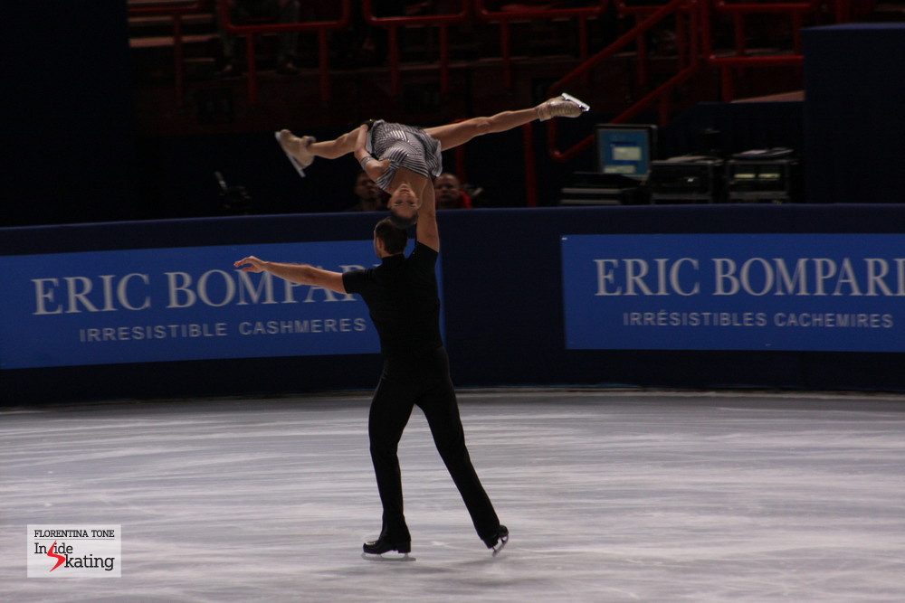 Vera and Yuri (Trophée Eric Bompard)