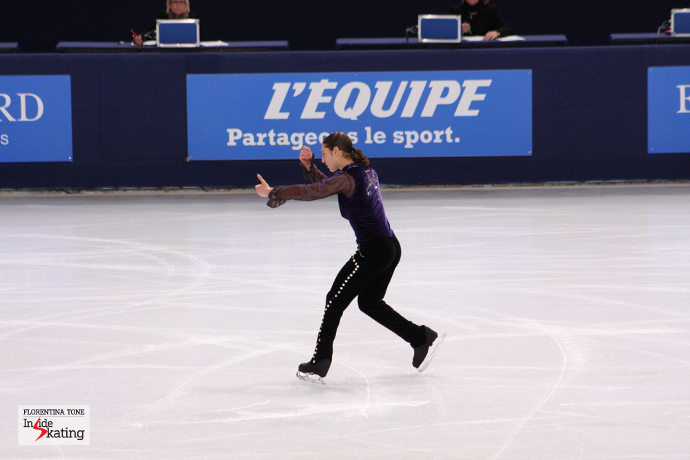 Jason Brown  (2013 Trophée Eric Bompard)