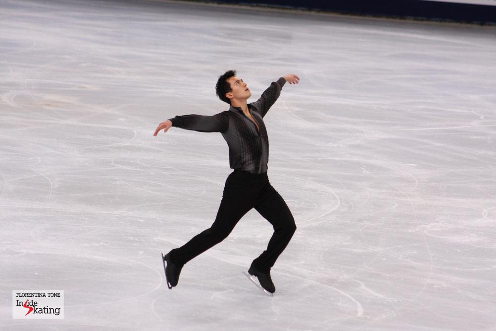 If Olympics were tomorrow, the Canadian Patrick Chan will win the gold - and by a large margin