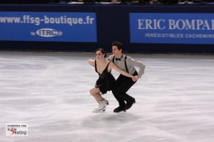 The stars of the first day at the Trophée Eric Bompard