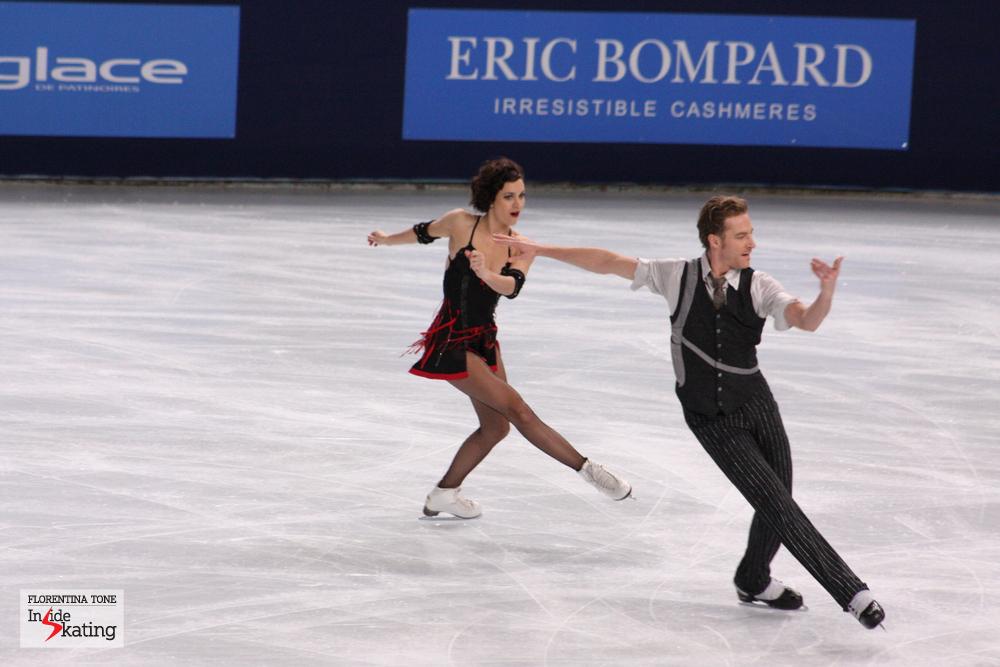 Nathalie and Fabian  (2013 Trophée Eric Bompard)