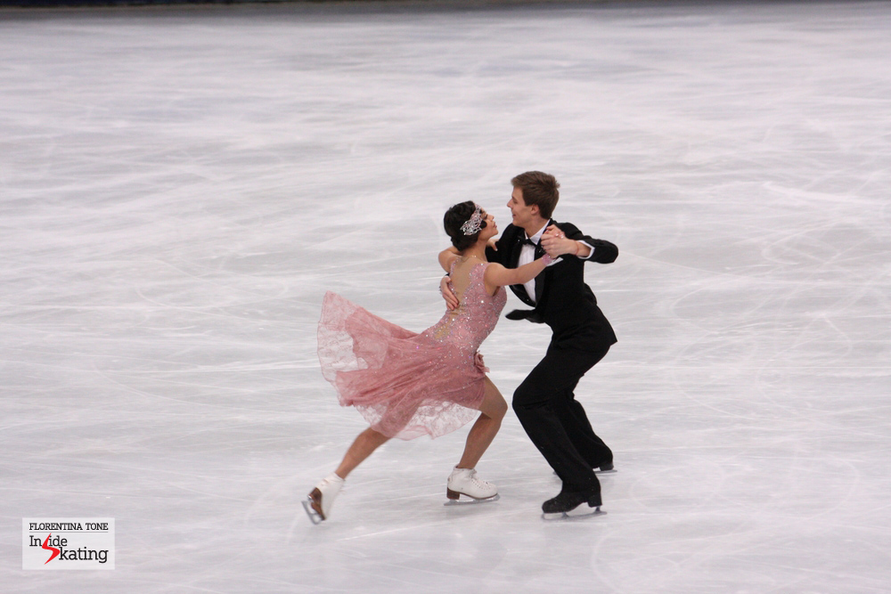 Elena and Nikita  (2013 Trophée Eric Bompard)
