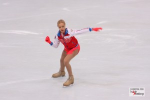 The ladies' event at 2013 TEB: a new Russian star is born – Anna Pogorilaya