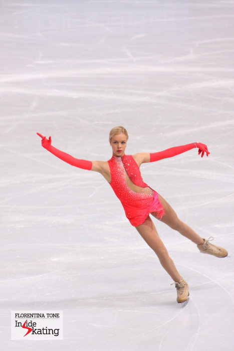 Anna Pogorilaya  (2013 Trophée Eric Bompard)