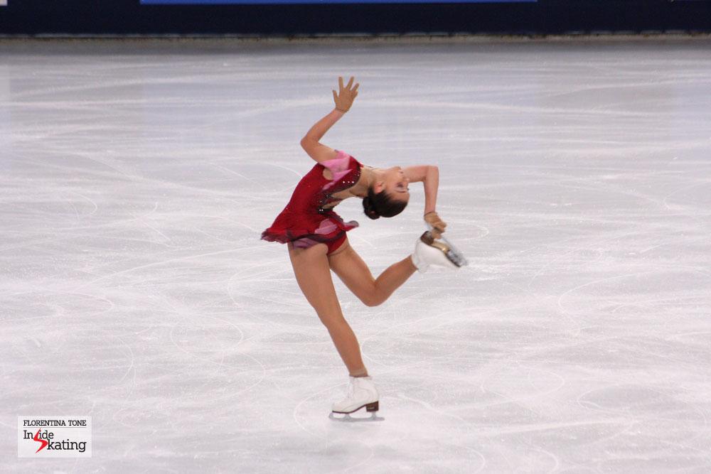 Adelina Sotnikova  (2013 Trophée Eric Bompard)
