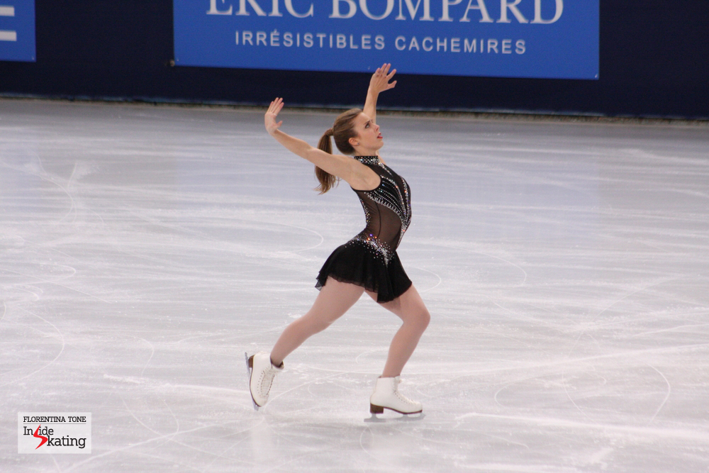 Ashley Wagner  (2013 Trophée Eric Bompard)
