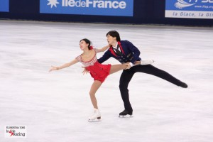 The pairs' event at 2013 TEB: the experience won