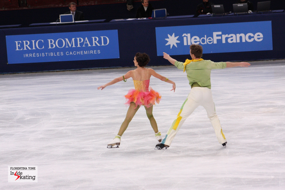 With this wonderful program, Nathalie and Fabian will fight for an Olympic medal in Sochi