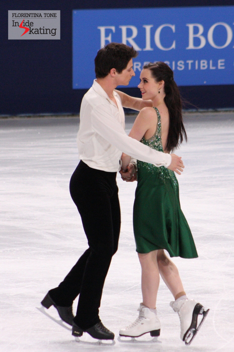 Tessa Virtue and Scott Moir are in a class of their own