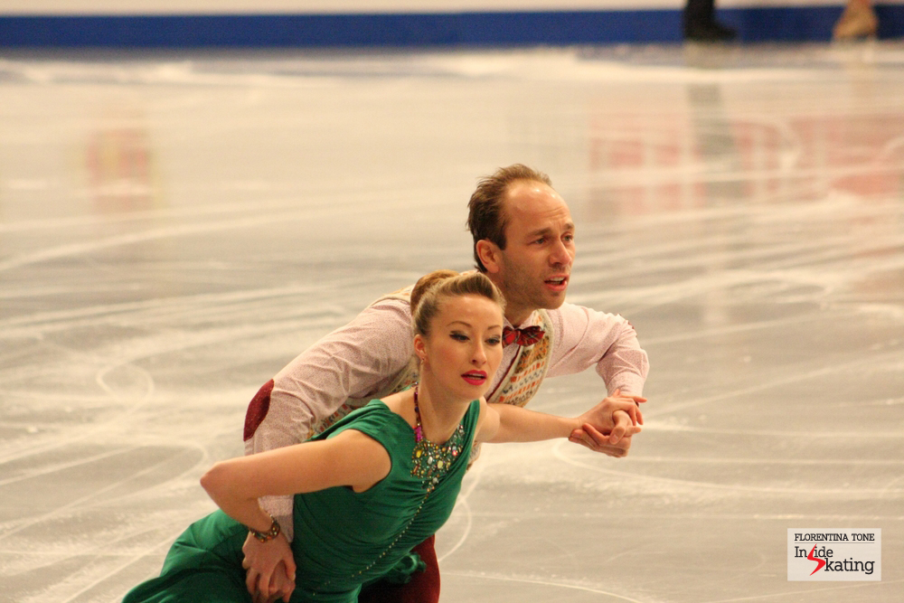 Nelli Zhiganshina and Alexander Gaszi (Germany)