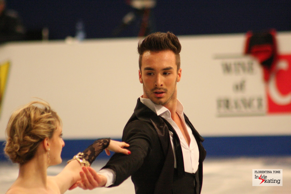 Gabriella Papadakis and Guillaume Cizeron (France)
