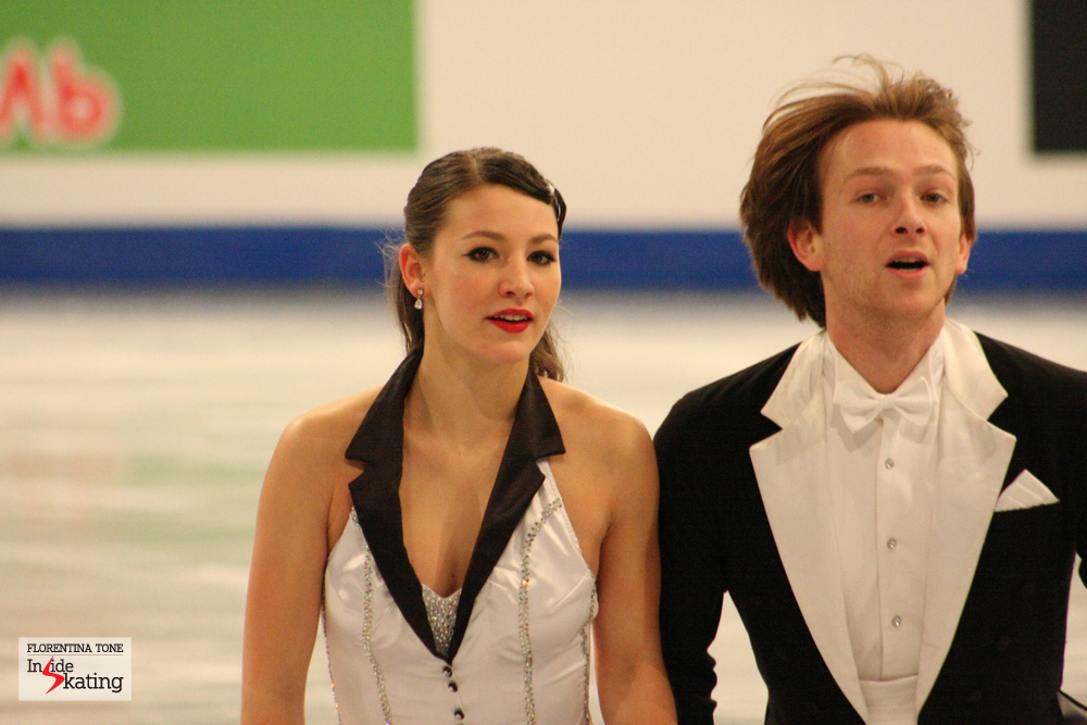 Tanja Kolbe and Stefano Caruso (Germany)