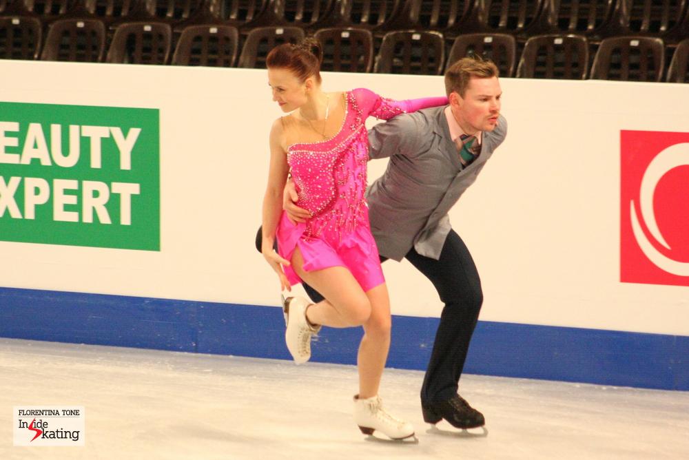 Julia Zlobina and Alexei Sitnikov