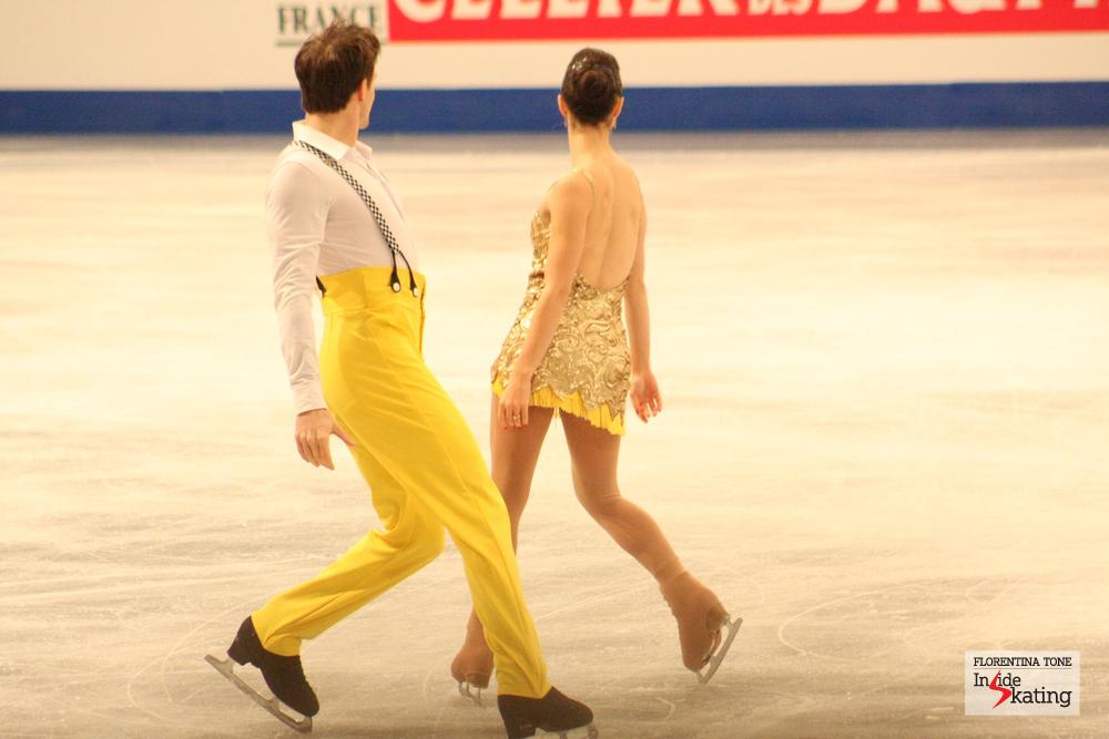 Stefania Berton and Ondrej Hotarek