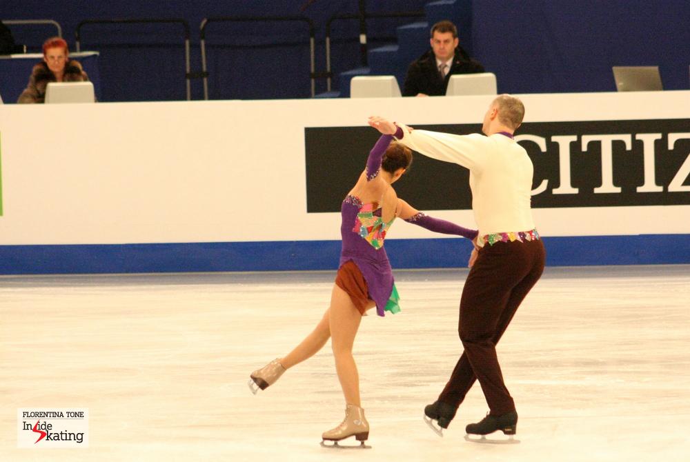 Mari Vartmann and Aaron van Cleave