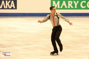Javier Fernandez will be Spain's flag-bearer in Sochi