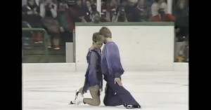 "Torvill, Dean and their wonderful ""Bolero"", back in Sarajevo after 30 years"