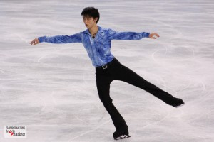Yuzuru Hanyu has paved the way for Japan's first Olympic gold in men's figure skating