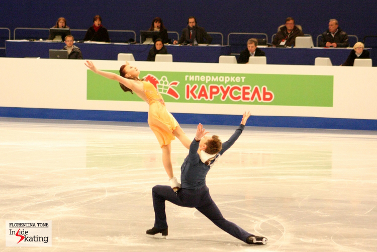 Julia Zlobina and Alexei Sitnikov