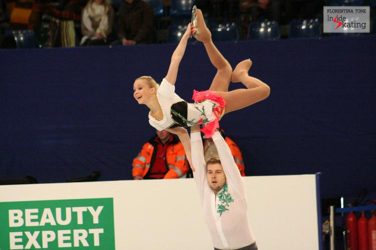 Maria Paliakova and Nikita Bochkov