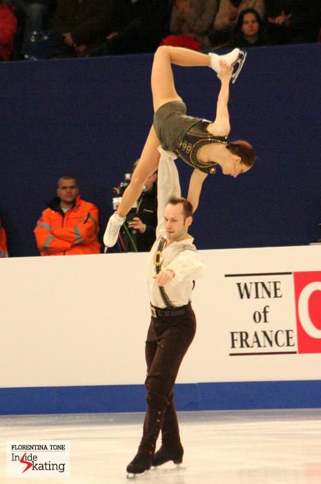Maylin Wende and Daniel Wende