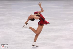 Something is rotten in the state of Sochi: analyzing Ladies' short program