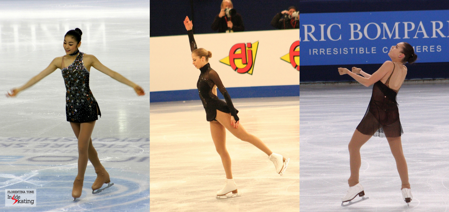 At the end of the day, the Olympic podium should have loked like that: Yuna Kim, Carolina Kostner, Adelina Sotnikova