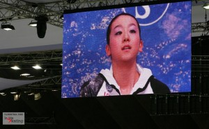 Olympic pressure took its toll: Mao Asada, 16th after the short program