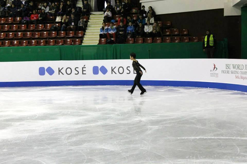Shoma Uno during his short program (Photo: Andriana Andreeva)