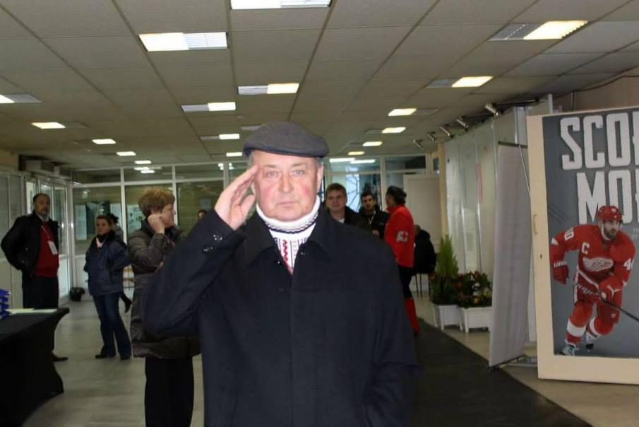 Alexei Mishin in Sofia