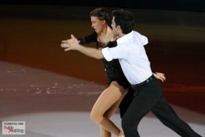 Lorenza Alessandrini and Simone Vaturi: their journey together came to an end