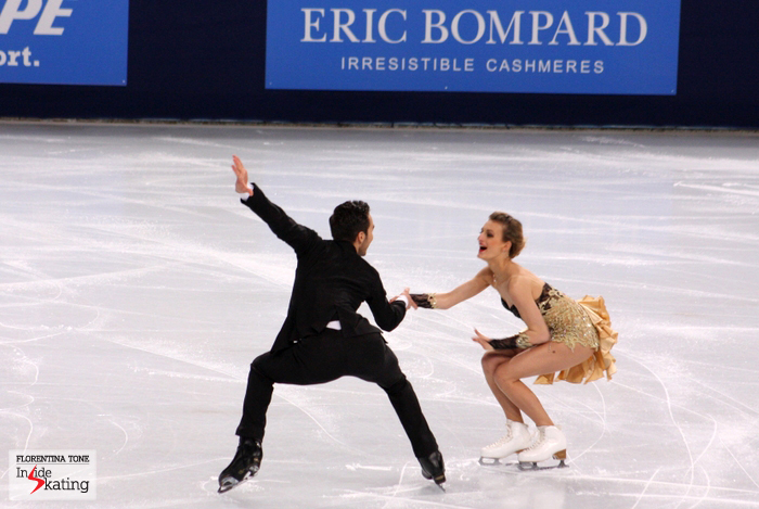 To Gabriella and Guillaume, 2013 Trophee Eric Bompard was the highlight of their season