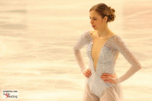 "Carolina Kostner: ""I had to go back to my roots to find peace in my skating"""