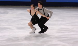 A year off from competition for Virtue and Moir