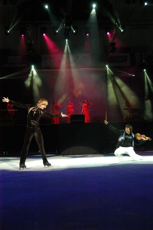 Evgeni and Edvin, 2007, Bucharest, Romania (Photo: Amphitrion)