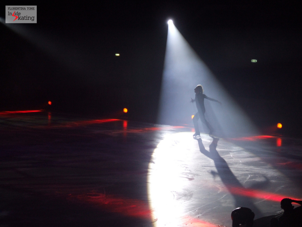 Evgeni Plushenko in Bucharest, at Kings on Ice 2008