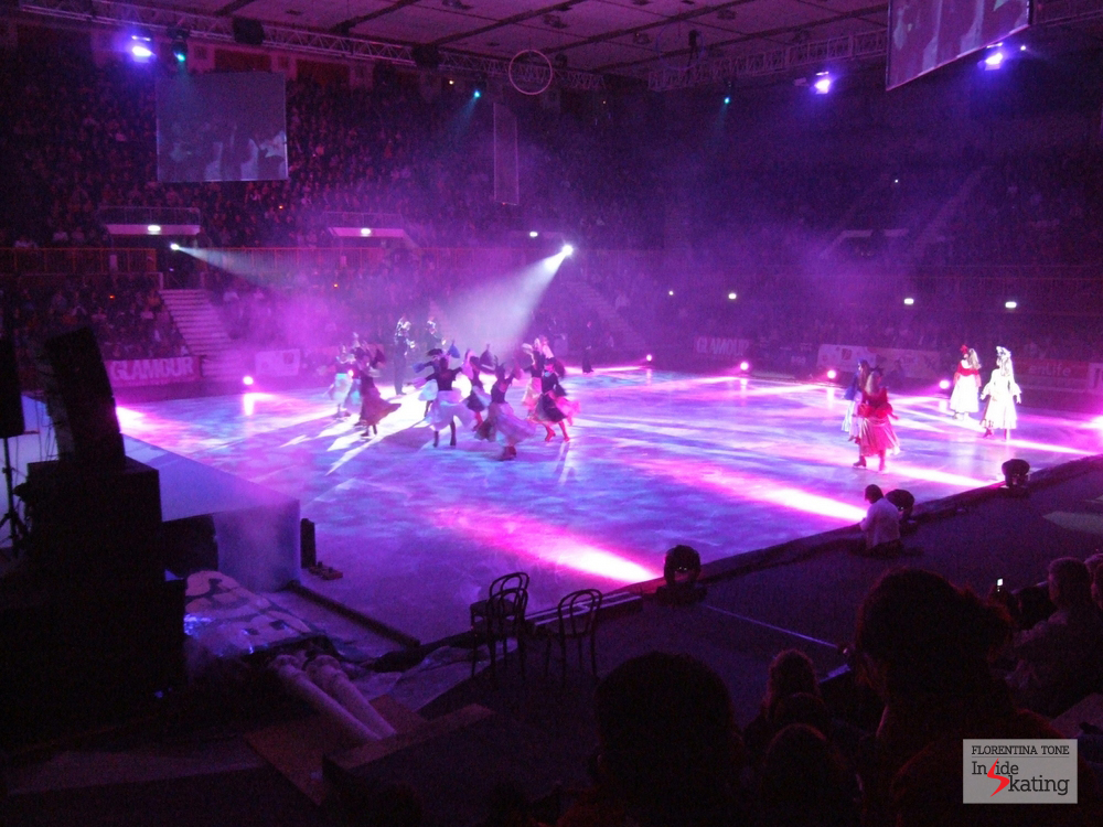 2008 Kings on Ice Stage