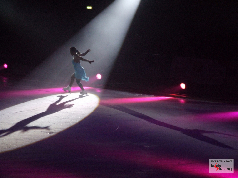 Surya Bonaly (Kings on Ice 2008, Bucharest)