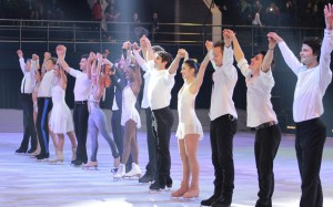 Kings on Ice Olympic Gala in Bucharest: what a night this was!
