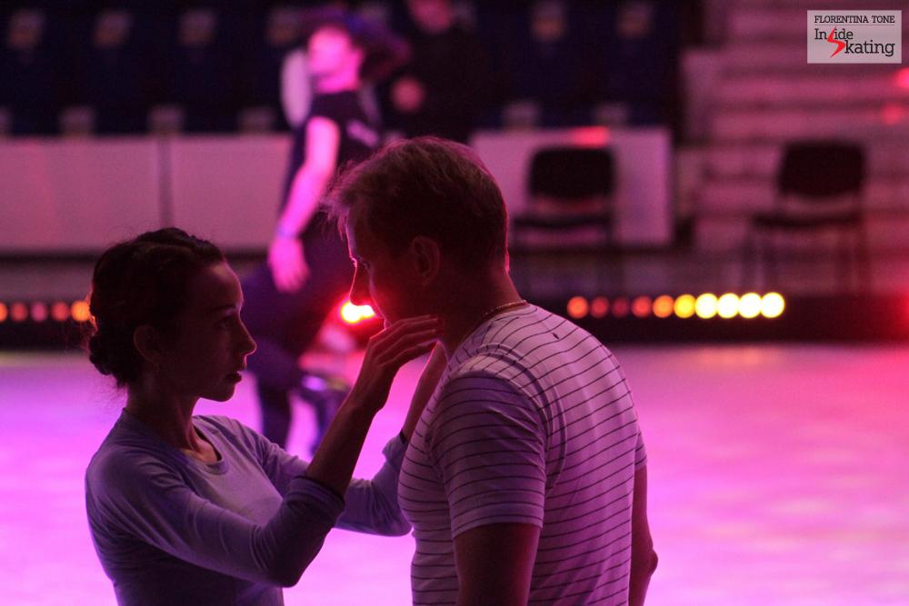 Fiona Zaldua and Dmitry Sukhanov: sweet tenderness