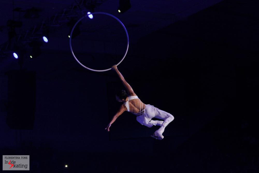 Flying: Marie-Pierre Leray