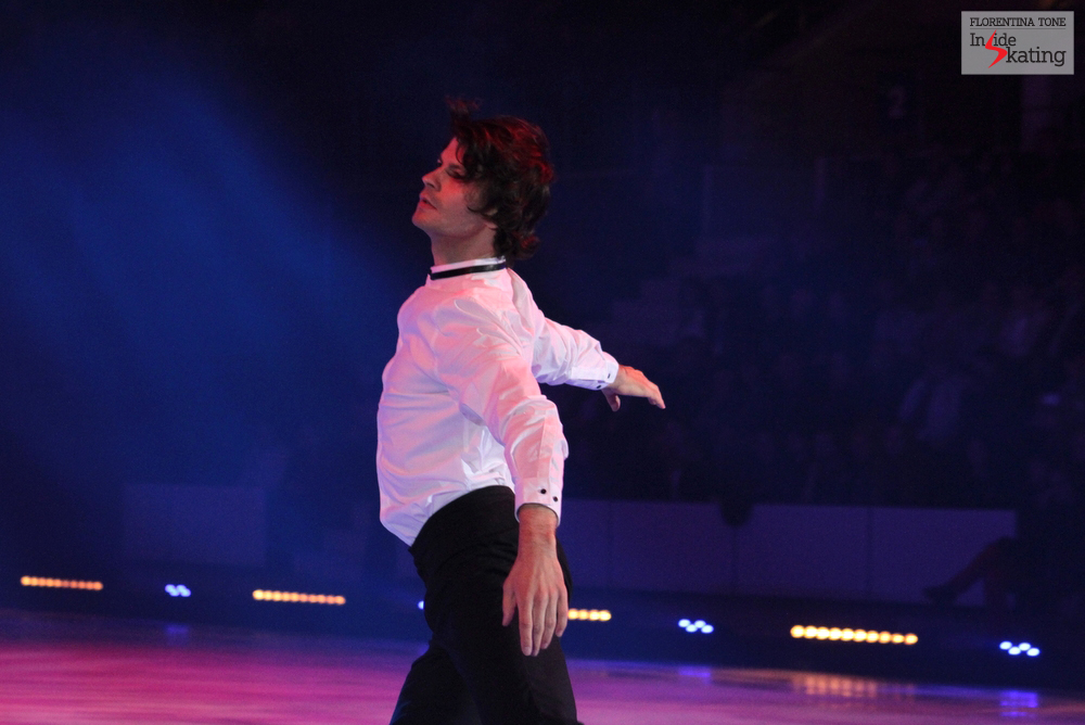 "The definition of elegance: Stephane Lambiel skating on ""Nessun Dorma"""