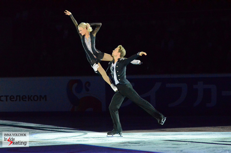 Penny Coomes and Nicholas Buckland - and their wonderful MJ dance turned into a Gala routine