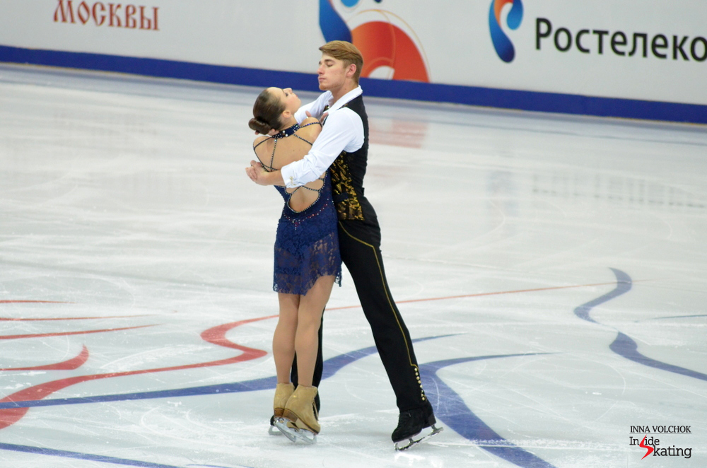 Be Italian: Kristina Astakhova, Alexei Rogonov and their short program