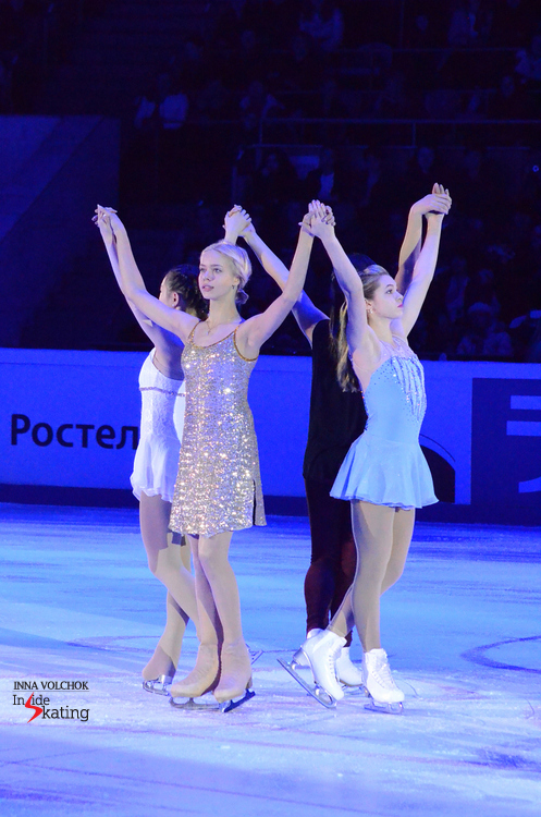 Girl power in Moscow